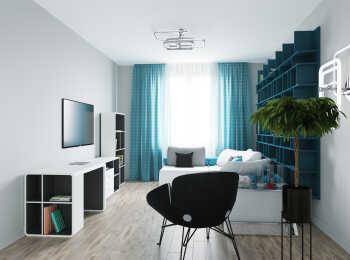 Отделка квартиры в стиле Твой стиль